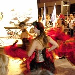 White night at Tel Aviv:  Vive les French Cancan!