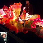 Dale Chihuly's reflections.