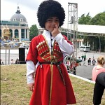 Cossack- the next generation.