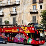 CitySightseeing bus, Palermo.